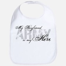 Boyfriend is my Hero ARMY Bib