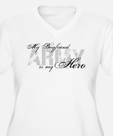 Boyfriend is my Hero ARMY T-Shirt