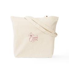 Paris Queenie Tote Bag