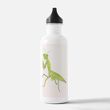 Unique Praying mantis Water Bottle