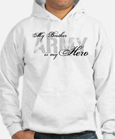Brother is my Hero ARMY Hoodie