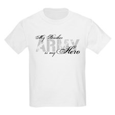 Brother is my Hero ARMY T-Shirt