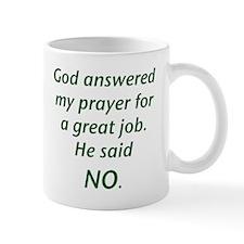 Unique God sucks Mug