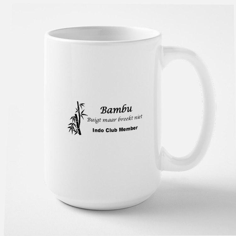 Bambu Anniversary Mug