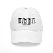 Invisible Baseball Cap