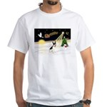 Night Flight/Rat Ter #1 White T-Shirt