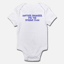 Another Engineer for the PP Infant Bodysuit