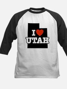 I Love Utah Tee
