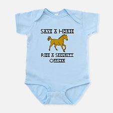 Security Officer Infant Bodysuit