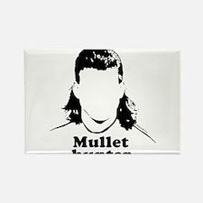 Mullet Hunter ~ Rectangle Magnet