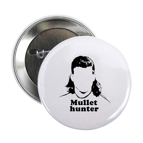 Mullet Hunter ~ Button