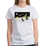 Night Flight/Manchester T Women's T-Shirt