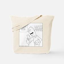 Funny Comedy club Tote Bag