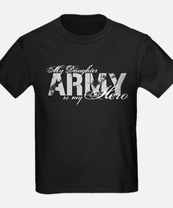 Daughter is my Hero ARMY T