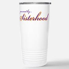 SGRho Sisterhood Travel Mug