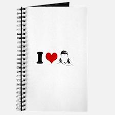 I Love Mullets ~ Journal