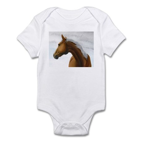 Palomino Stallion Infant Bodysuit