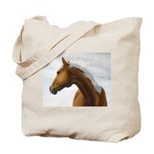 Palomino Stallion Tote Bag