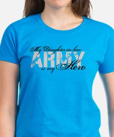 Daughter-in-law is my Hero ARMY Tee