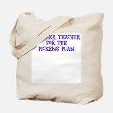 Another Teacher for the PP Tote Bag
