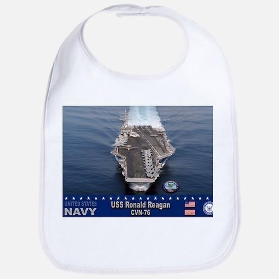 USS Ronald Reagan CVN-76 Bib