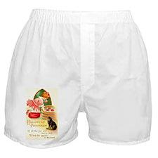 Apple Bobbing Boxer Shorts