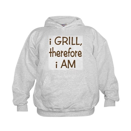 I Grill Kids Hoodie