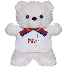 Tiger Style - Vladimir Putin Champion Teddy Bear