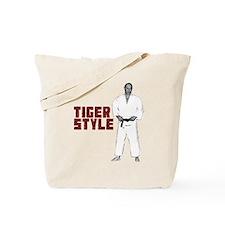 Tiger Style - Vladimir Putin Champion Tote Bag