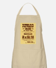 Sam and Belle Starr BBQ Apron