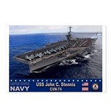 Aircraft carrier Postcards