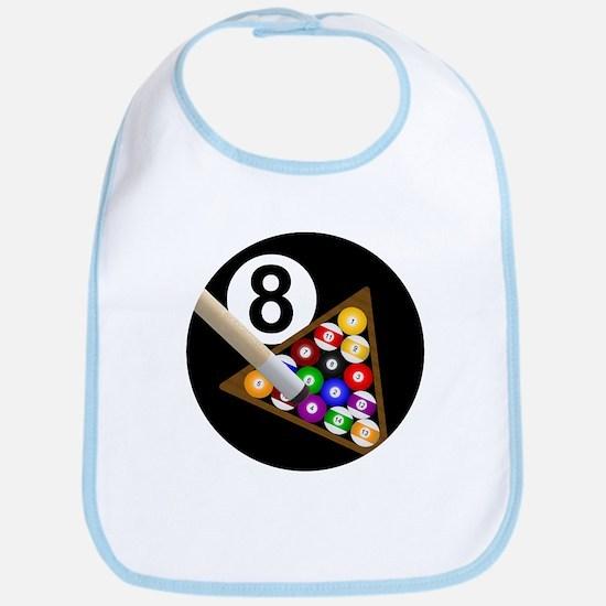 8 Ball Bib