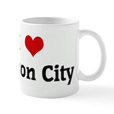 I Love Carson City Mug