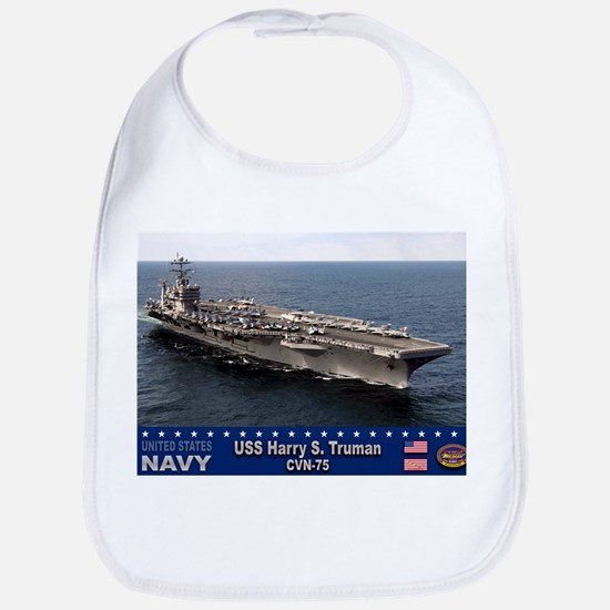 USS Harry S. Truman CVN-75 Bib