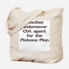 Another CIA agent for the PP Tote Bag
