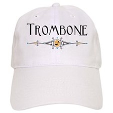 Trombone Baseball Cap