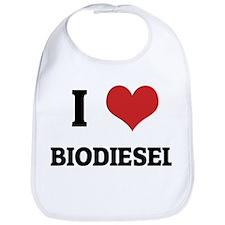 I Love Biodiesel Bib