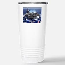 USS Carl Vinson CVN-70 Travel Mug