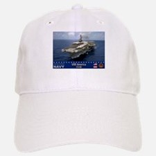 USS America CV-66 Baseball Baseball Cap
