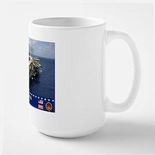 USS America CV-66 Mug