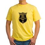 Essex County Sheriff Yellow T-Shirt