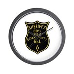 Essex County Sheriff Wall Clock