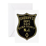 Essex County Sheriff Greeting Cards (Pk of 10)