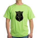 Essex County Sheriff Green T-Shirt