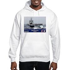 USS Enterprise CVN-65 Hoodie