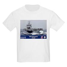 USS Enterprise CVN-65 T-Shirt