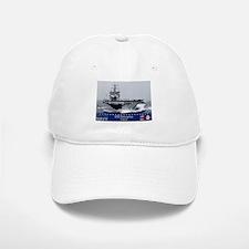 USS Enterprise CVN-65 Baseball Baseball Cap