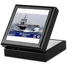 USS Enterprise CVN-65 Keepsake Box