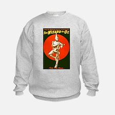 Vintage Wizard of Oz Tin Man Sweatshirt