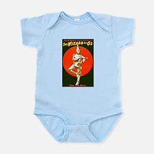 Vintage Wizard of Oz Tin Man Infant Bodysuit